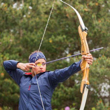 Archery Hen Party Activity