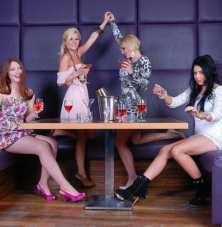 VIP Nightclub Reserved Table