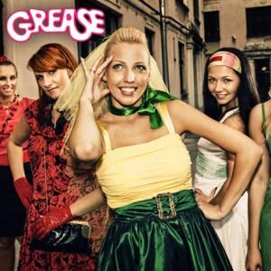 Grease Dance Class
