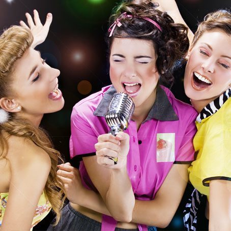 Record a CD Hen Party