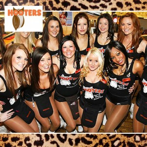 Hooters Hen Party Pack