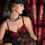 Burlesque Themed Vintage Hen Party
