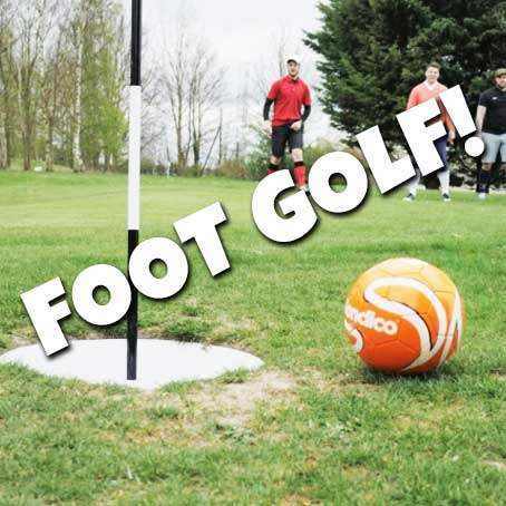Foot Golf Stag & Hen Party