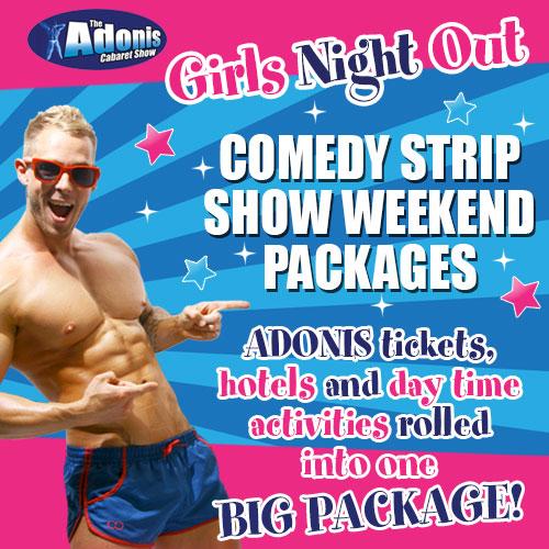 Strip Show Hen Weekends