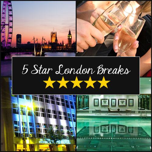 5 Star London Spa Breaks