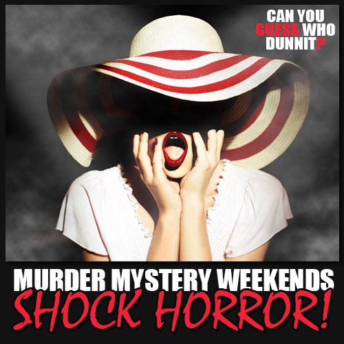 Murder Mystery Hen Party
