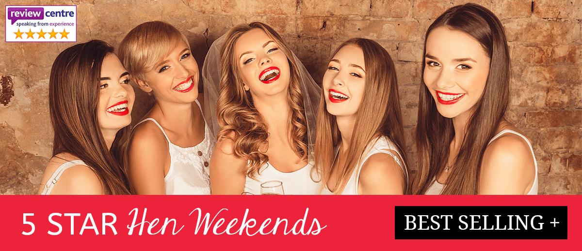 5 Star Hen Weekends