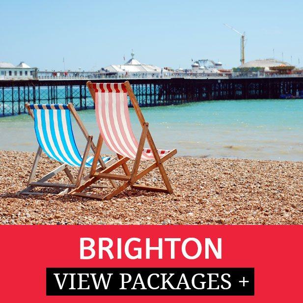 Hen Party Locations - Brighton