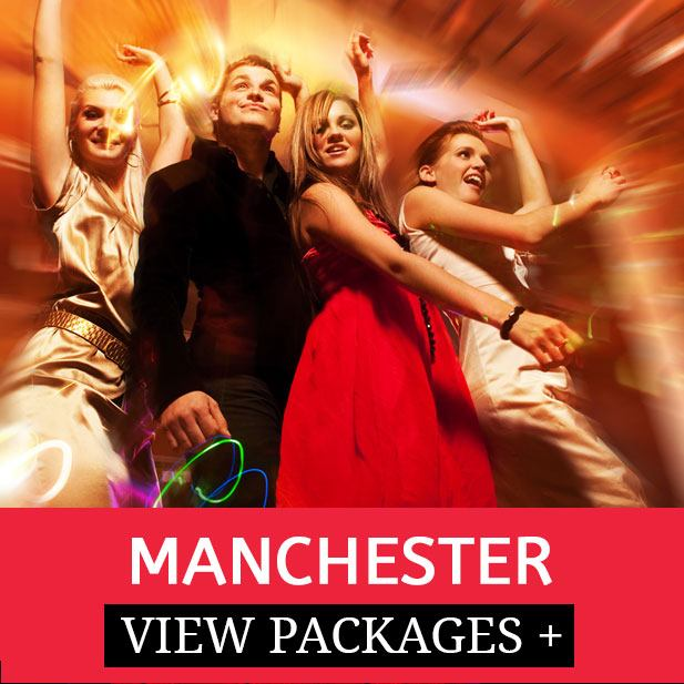 Hen Party Locations - Manchester
