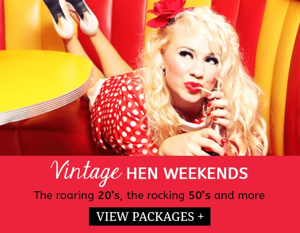 Vintage Hen