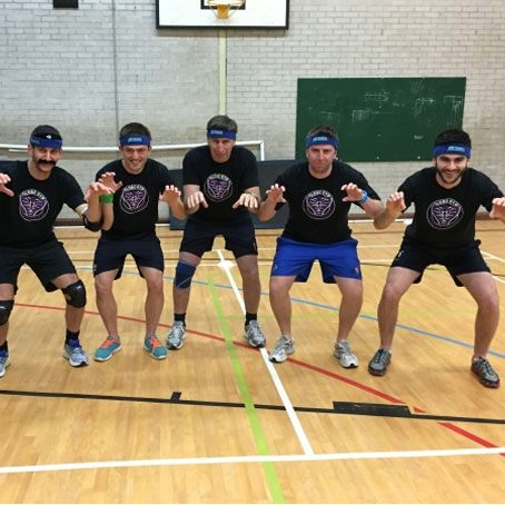Extreme Dodgeball Stag Party