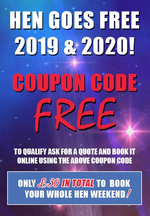 Hen Goes Free Coupon Code